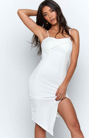 Aphrodite Dress White