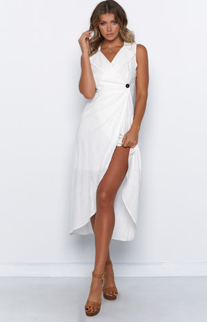 Barossa Dress White