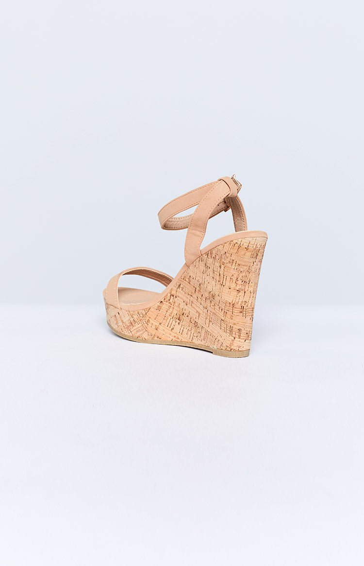 Billini Sorocco Wedge Camel