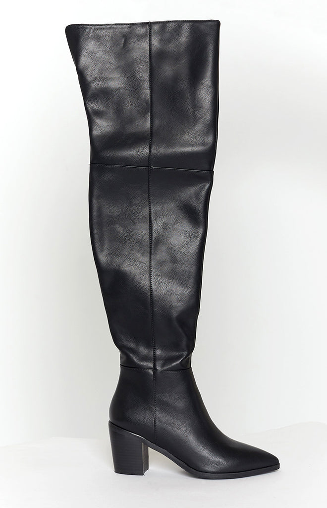 Billini Nerize Boot Black 5