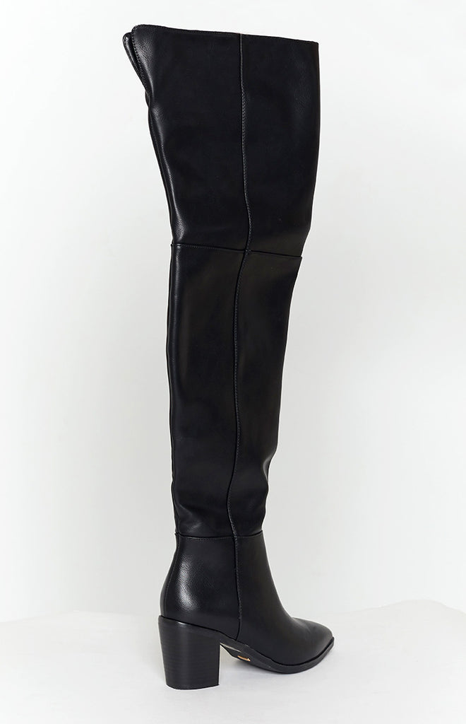 Billini Nerize Boot Black 1