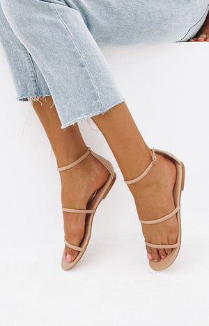 Billini Iowa Sandals Blush