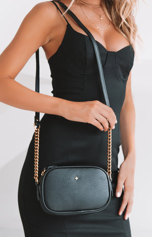 Peta & Jain Gia Bag Black