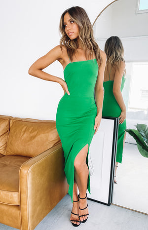 Cecilia Bodycon Dress Green
