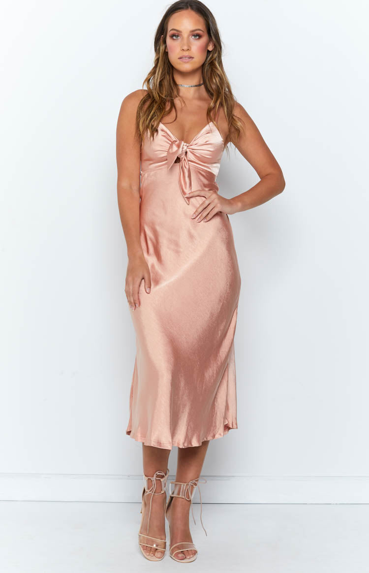 Claudia Dress Blush