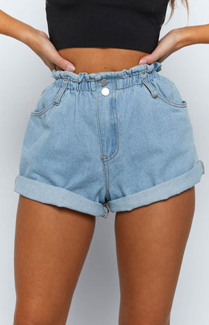 Kaya Shorts Denim