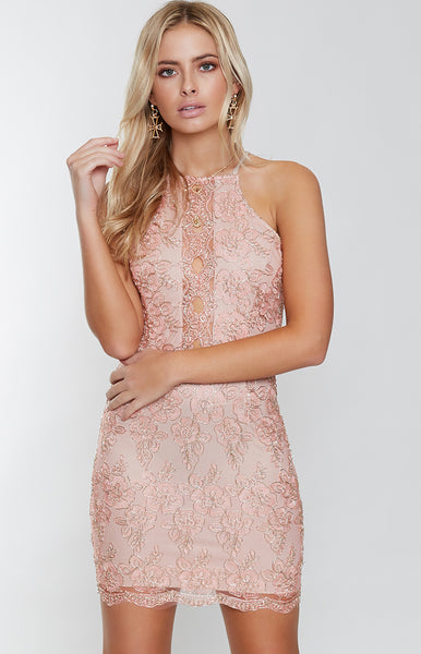 Amorita Dress Blush
