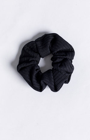 Eclat Bethany Scrunchy Black (FREE Over $75)