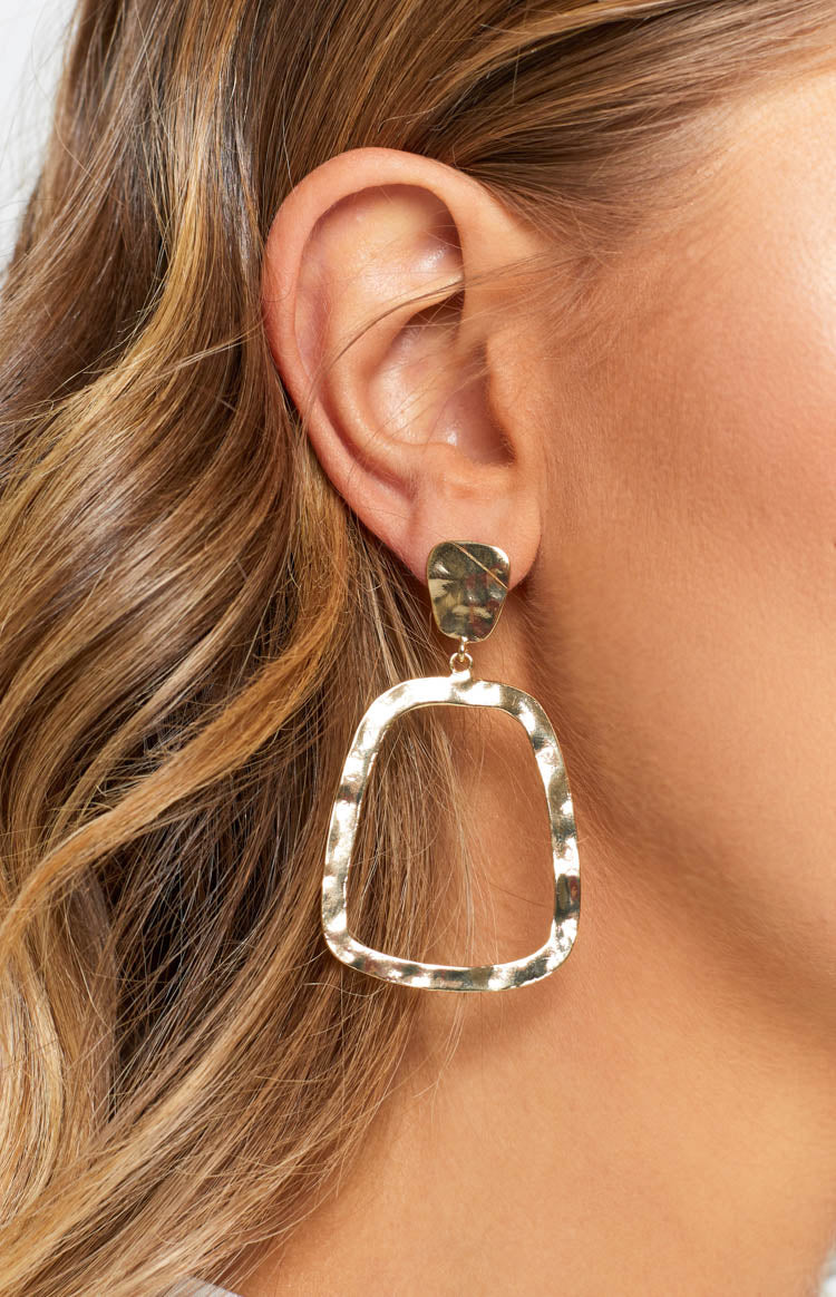 Eclat Elements Earrings Geometric