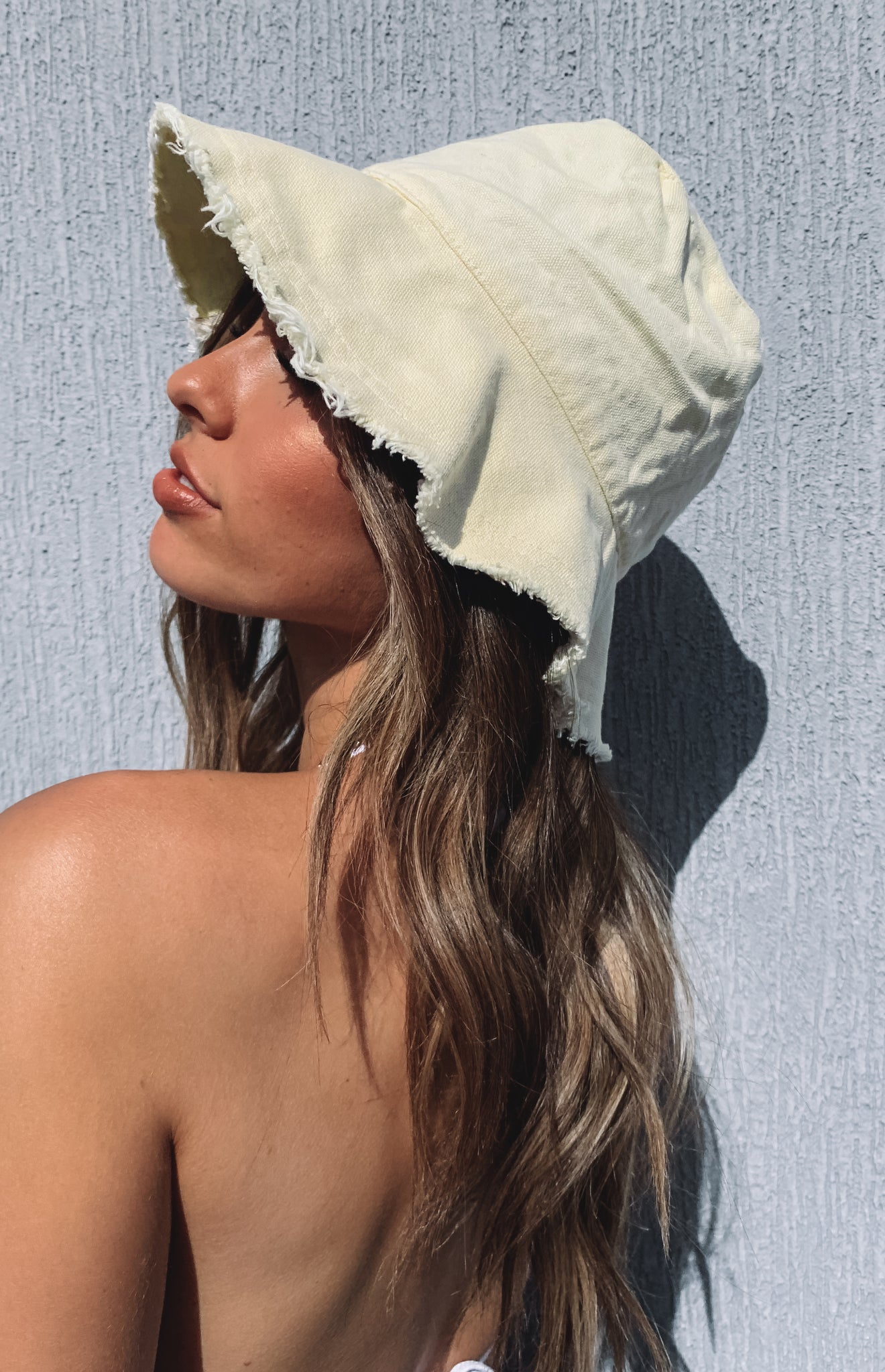 Eclat Summer Dreams Bucket Hat Cream