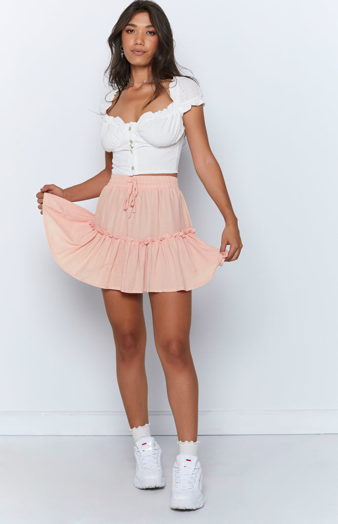 Effie Skirt Pink