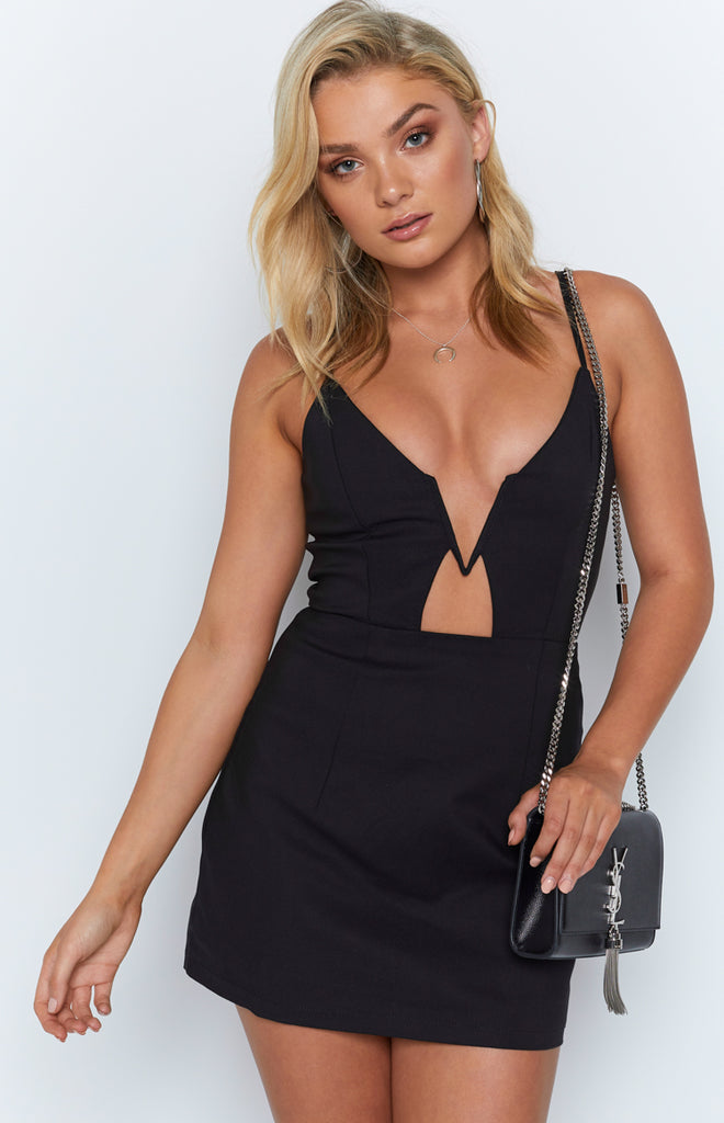 Epiphany Dress Black