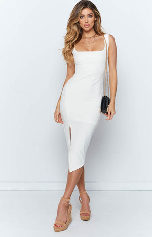 Eugene Dress White