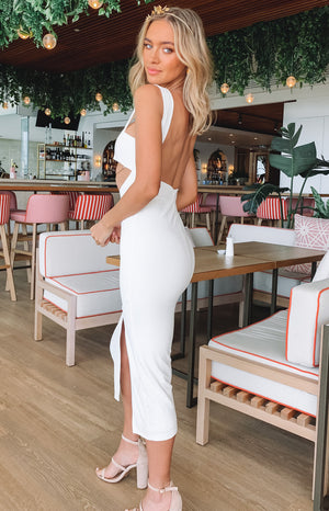 Eve Dress White