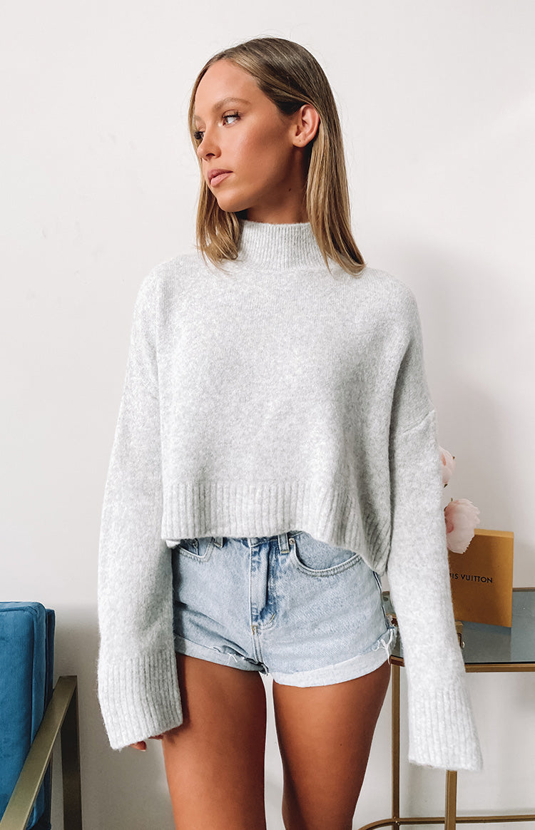 Henri Sweater Grey