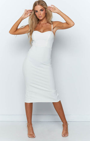 Honour Dress White