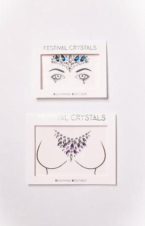 Eclat Fairy Body Jewels 2 Pack