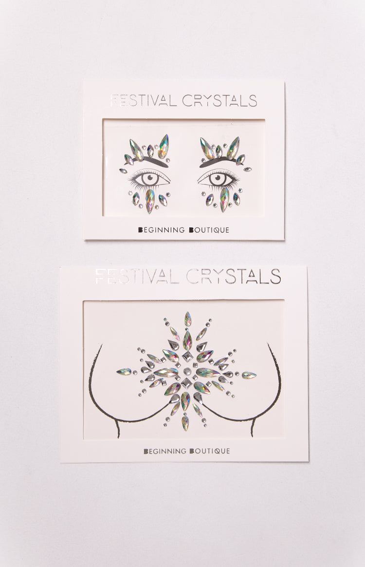 Eclat Morning Star Body Jewels 2 Pack