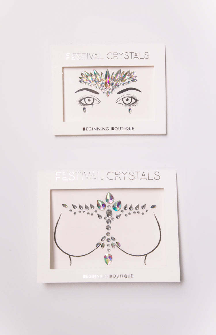 Eclat Snow Queen Body Jewels 2 Pack
