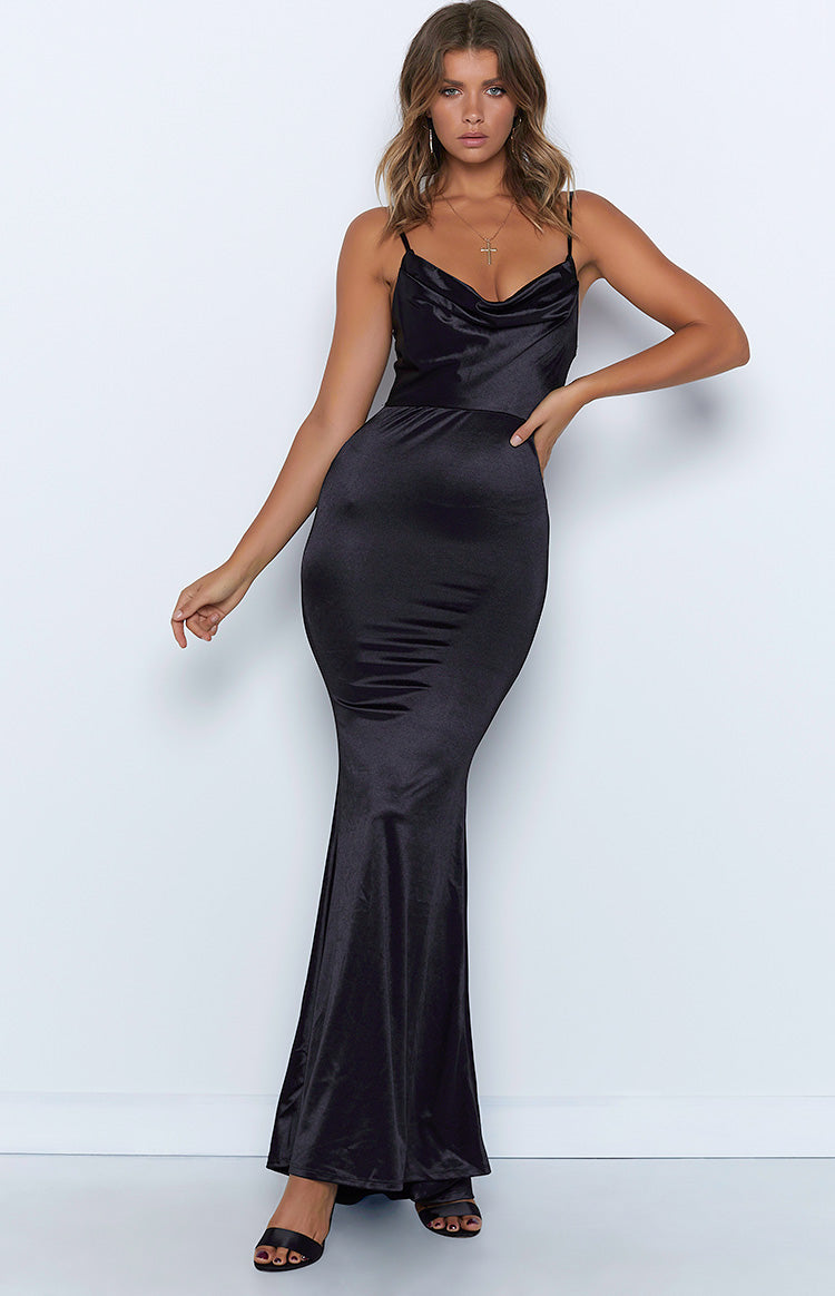 Impromptu Maxi Dress Black