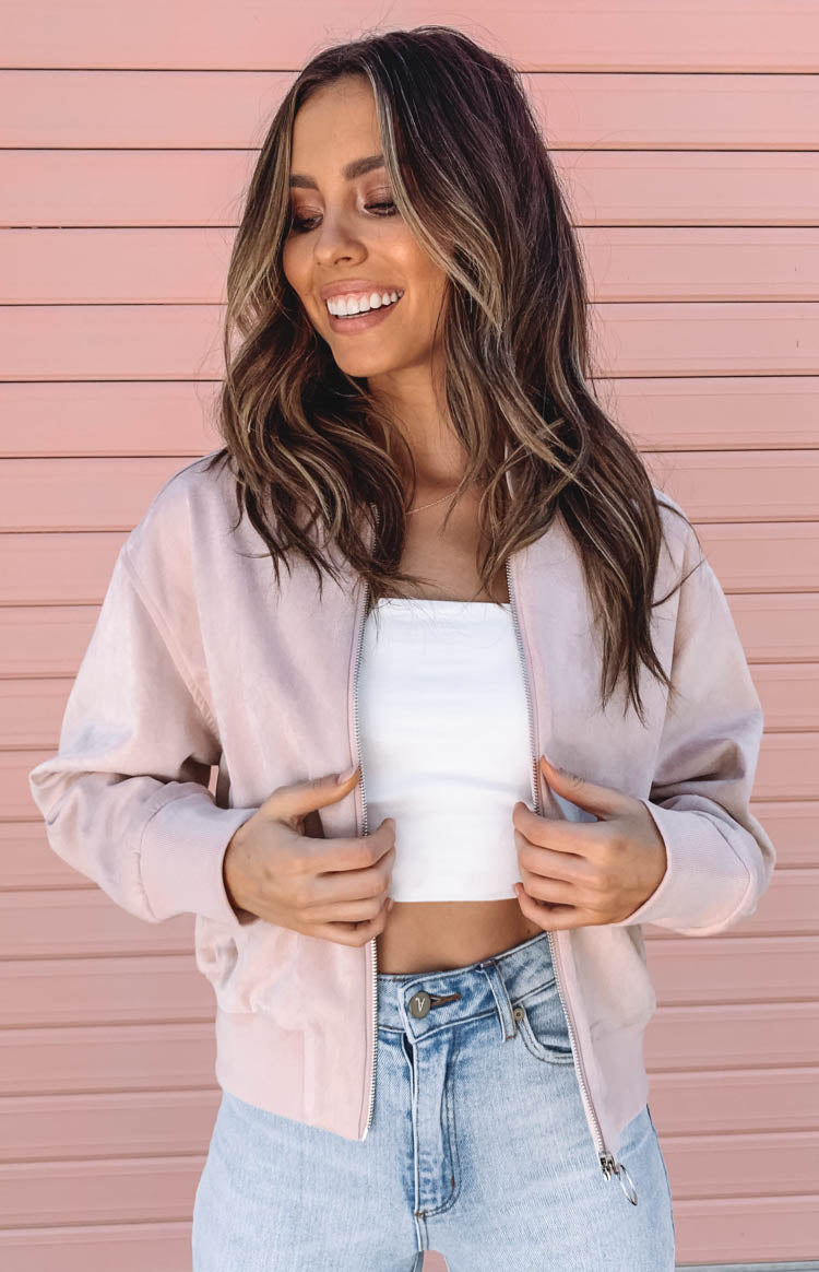 https://files.beginningboutique.com.au/Incognito+Suede+Feel+Jacket+Blush.mp4