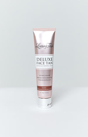 Loving Tan Deluxe Face Tan Dark