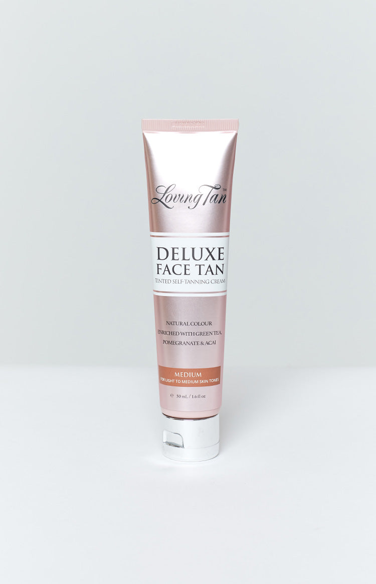 Loving Tan Deluxe Face Tan Medium