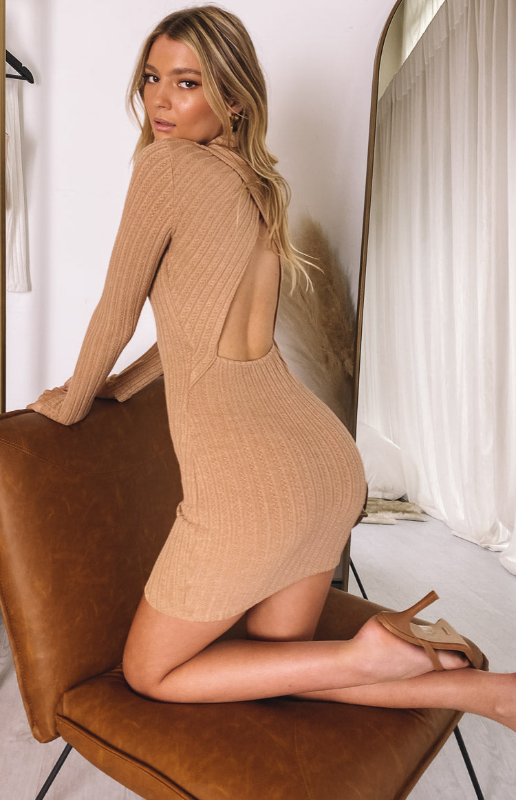 https://files.beginningboutique.com.au/20200730-Mary+Jean+Long+Sleeve+Knit+Dress+Tan.mp4