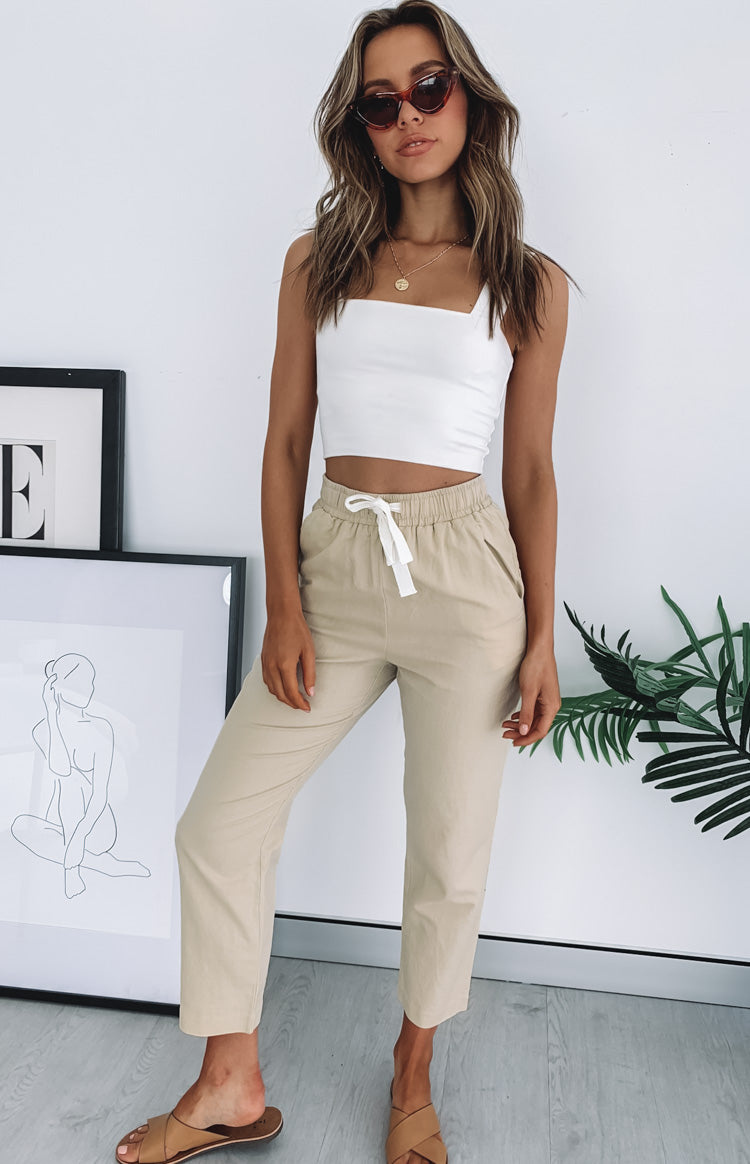 https://files.beginningboutique.com.au/Nude+Lucy+Classic+Linen+Pant+Sand.mp4