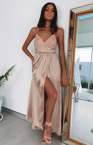 bf8e56ae1 Beginning Boutique · Zinna Glitter Maxi Dress Rose Gold. $169.95. (3).  https://files.beginningboutique.com.au/Patrice+Formal+