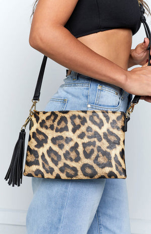 Peta & Jain Kourtney Bag Leopard