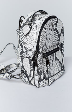 Peta & Jain Zoe Mini Back Pack Snake