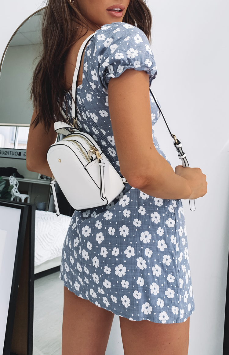 Peta & Jain Romy Mini Back Pack White
