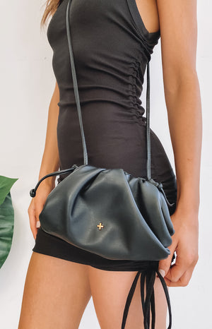 Peta & Jain Ashley Shoulder Bag Black