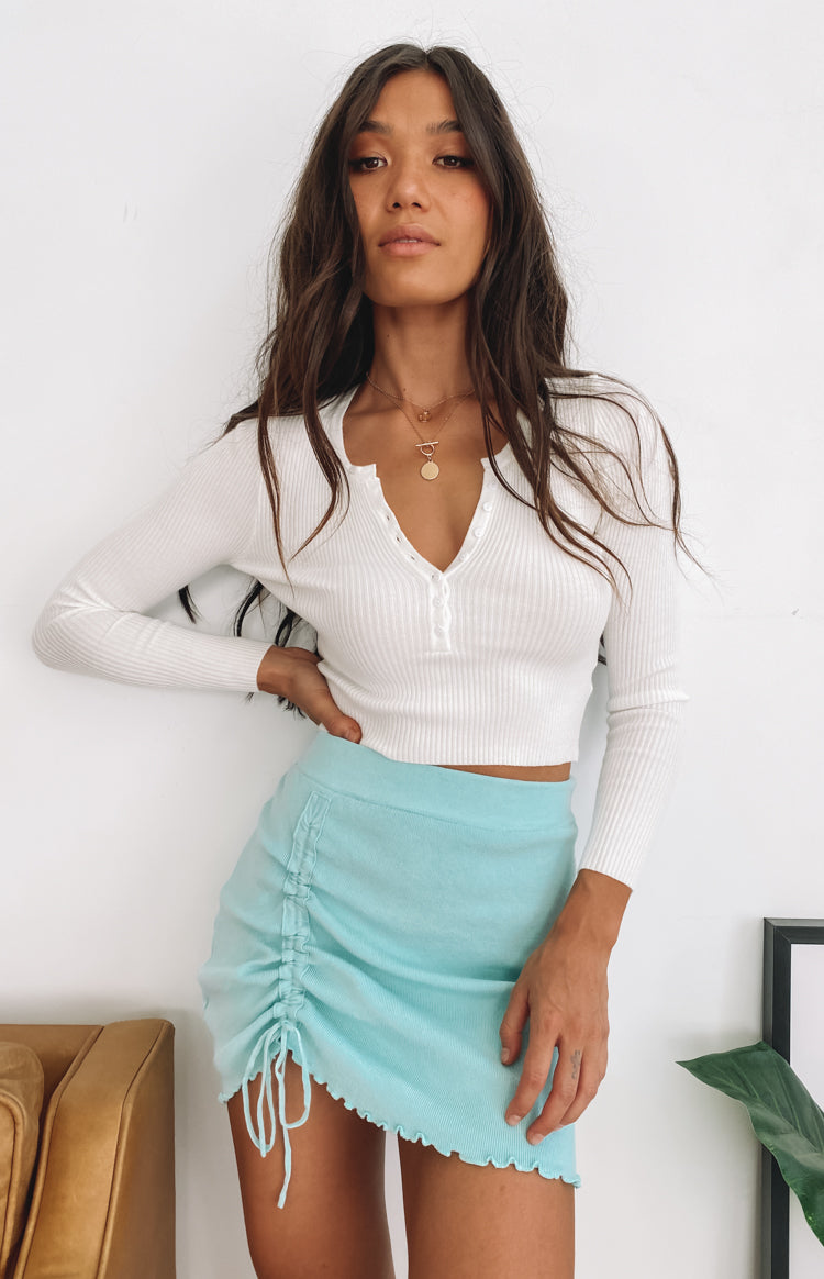Summertide Skirt Blue