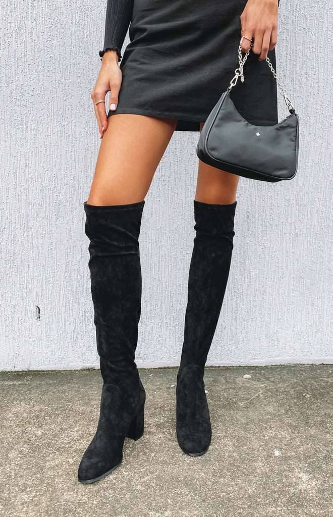 Therapy Hanover Boots Black 15