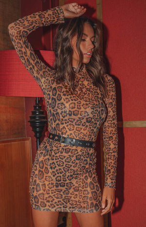 https://files.beginningboutique.com.au/+Tomorrowland+Mesh+Dress+Brown+Leopard.mp4