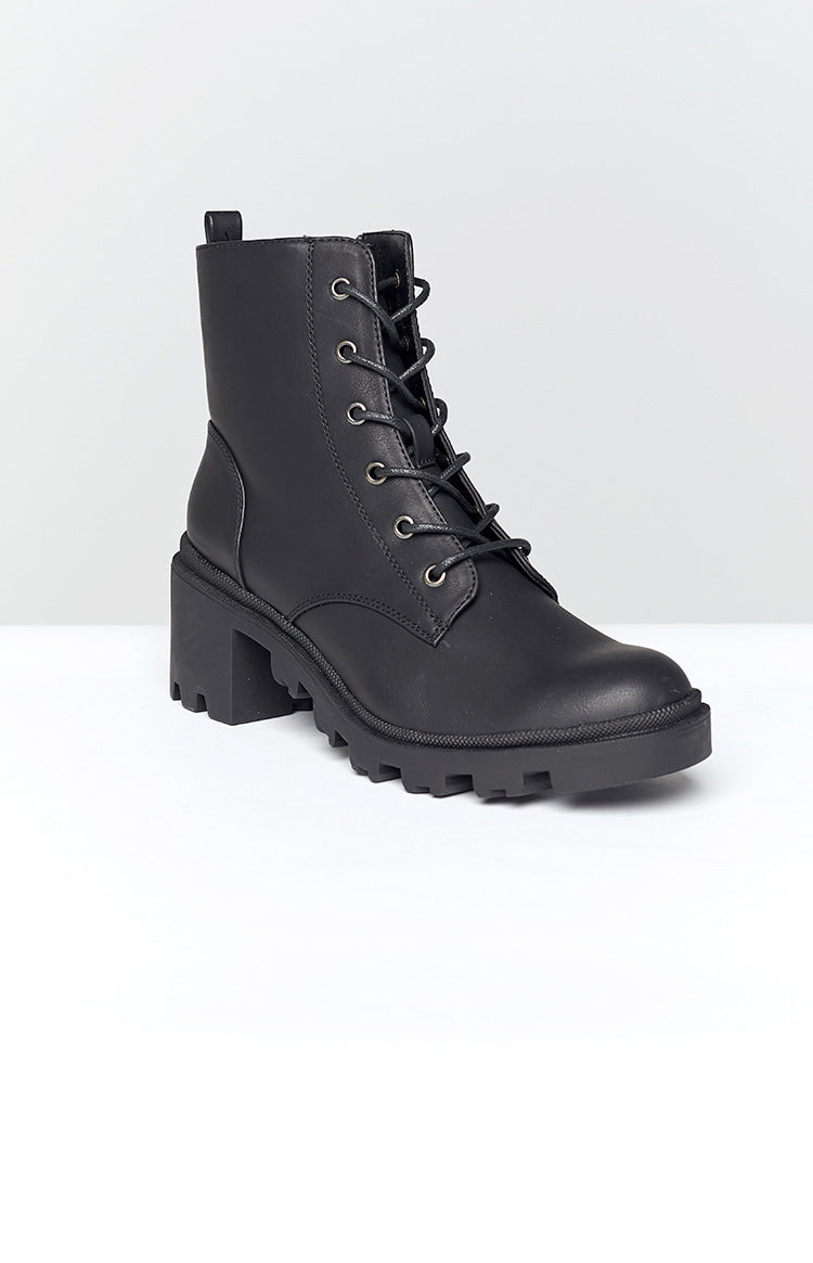 Verali Tonka Boot Black Softee