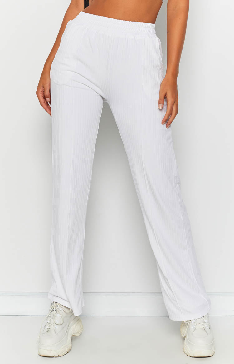 White Dress Pants