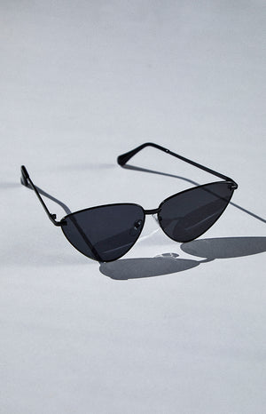 Eclat East Side Sunglasses Black