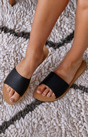 Billini Crete Slides Black