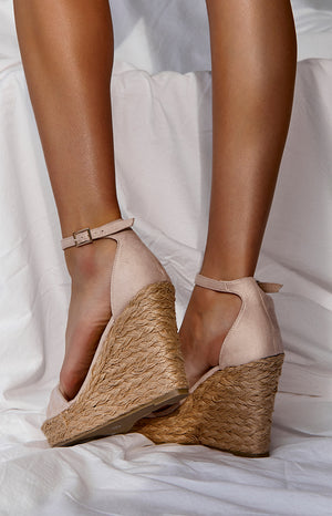 Billini Skala Wedge Blush