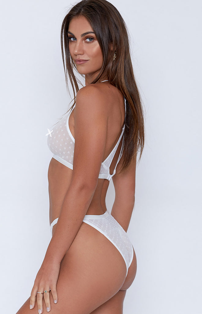 Kellee Intimate Set White