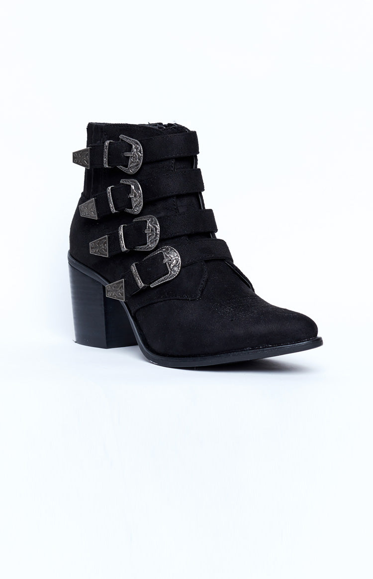 Therapy Bexar Boots Black