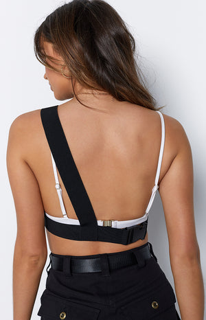 Buckle Harness Black