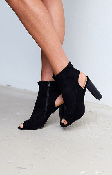 Therapy Selma Boots Black