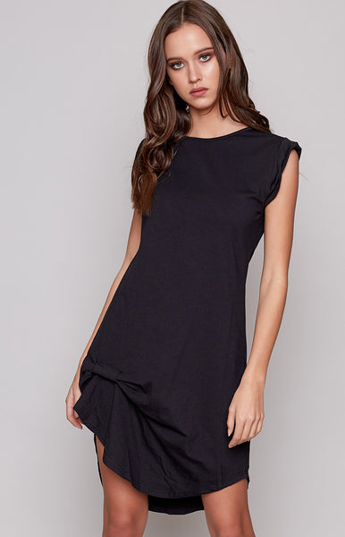Sanctuary Tank Dress Black
