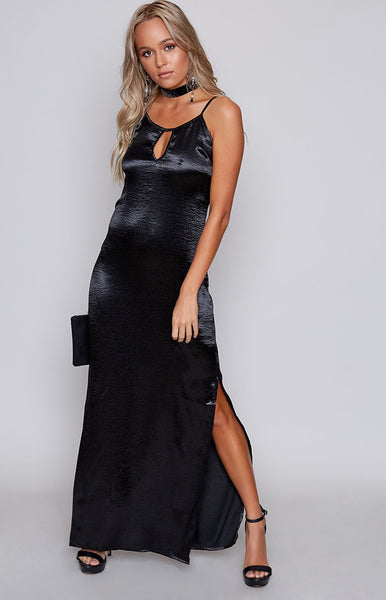 Ambrosia Maxi Dress Black