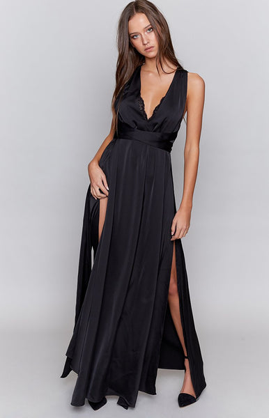 Benson Formal Dress Black