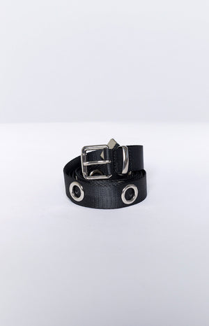Eclat In A Loophole Belt Black